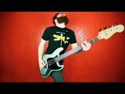 Circa Survive - Child of the Desert [Bass Cover]