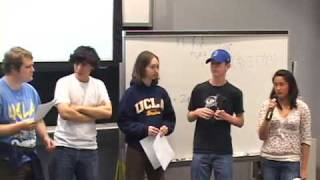 Genetic Engineering And Society, Lecture 18a, Honors 70A