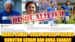 Download Video Bobotoh Geram!! FIX,Mario Gomez+Soler+Bauman+Inkyun Di Depak Dari PERSIB! MP3 3GP MP4