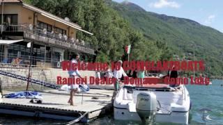 Domaso Italy  city pictures gallery : Lake Como Boats - Domaso - Lake Como - Italy