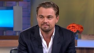 Leonardo DiCaprio Says He Was 'Reluctant' To Tackle 'Gatsby' - 'GMA' Interview 2013