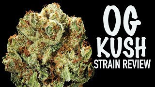 Strain Review Saturday Ep. 12: The Real OG Kush Story by The Cannabis Connoisseur Connection 420