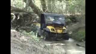 5. Cub Cadet 4x4 Diesel
