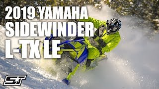 5. Full Review of the 2019 Yamaha Sidewinder L-TX LE