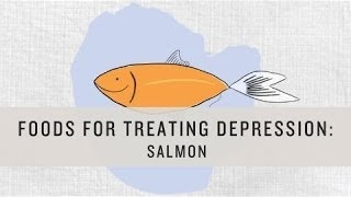 Superfoods - Foods for Treating Depression: Salmon
