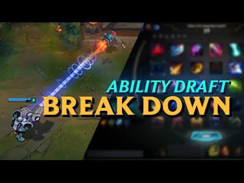 Ability Draft Breakdown (April Fool 2017) - Thời lượng: 1:16.