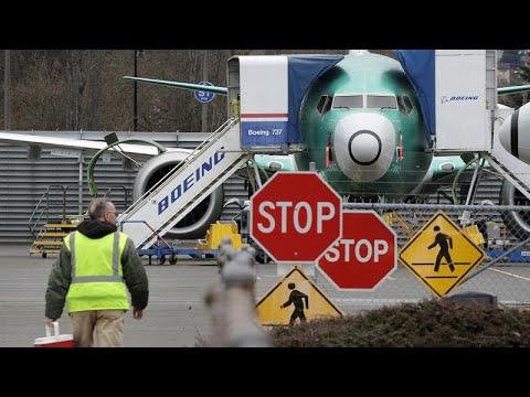 Boeing stoppt Produktion von Unglücksmaschine 737 Max