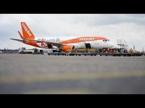 Easyjet will Zahl der Fluggäste in Berlin um 60 Proze ...