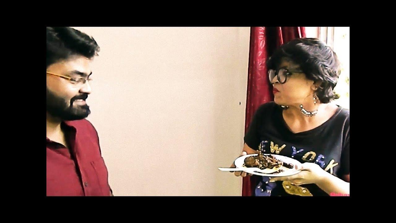 Cooking Kosha Mangsho to Accompany the Kolkata Biryani