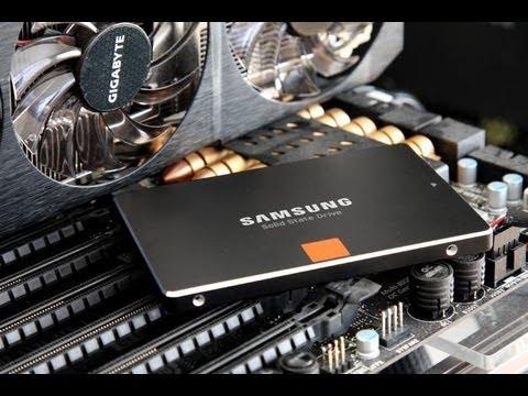 Zunanjost SSD diska 840 Pro 256 GB