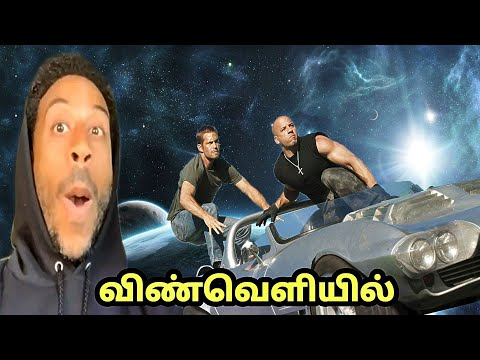 Fast and Furious 9 Goes to Space Confirmed ??? Explained in Tamil
