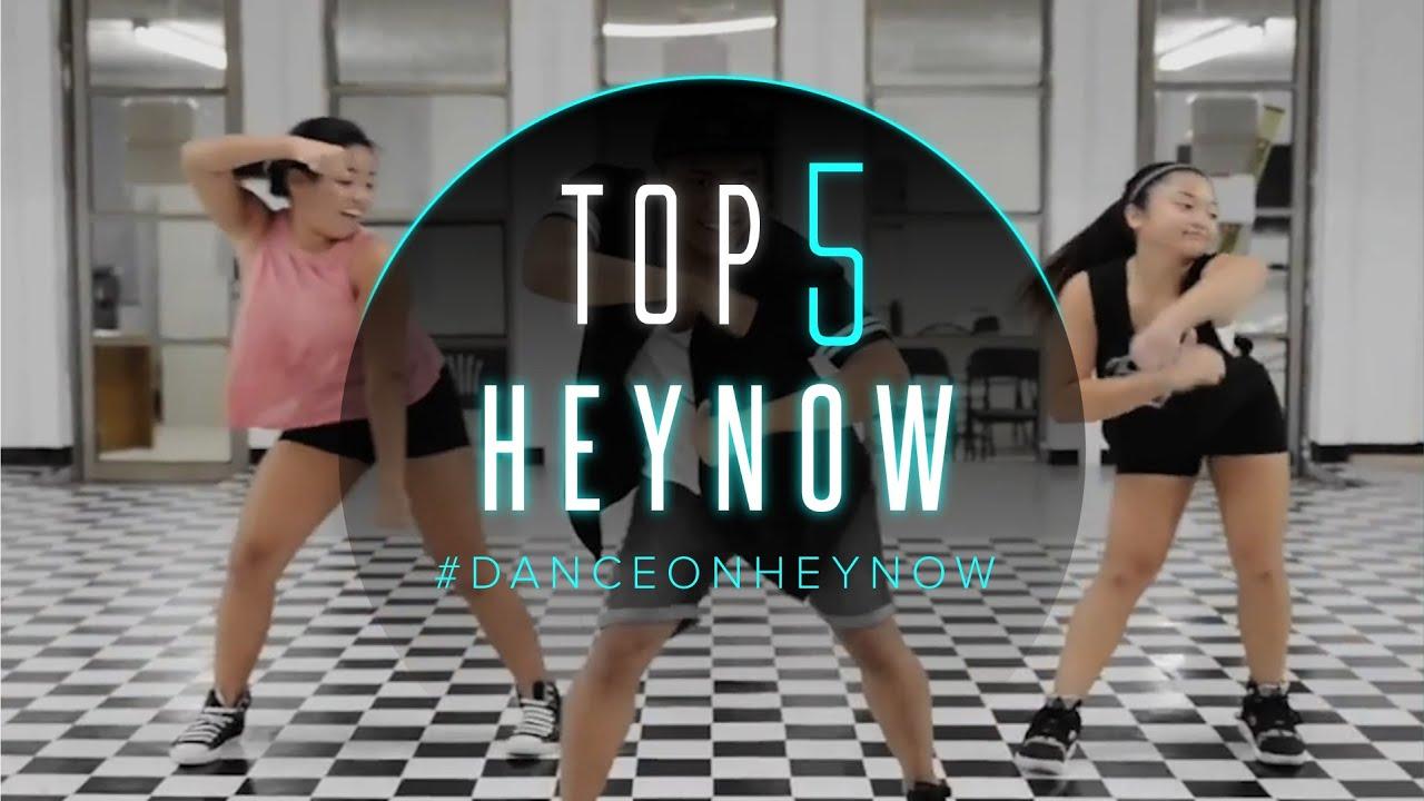 Танцшкола. Смотреть онлайн: Top 5: Best 99 Percent — Hey Now (Dance Like That) Dance Videos! #DanceOnHeyNow