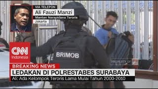 Video Ini Pemicu Aksi Bom Bunuh Diri, Kata Mantan Napi Teroris, Ali Fauzi Manzi (Adik Amrozi) MP3, 3GP, MP4, WEBM, AVI, FLV Oktober 2018
