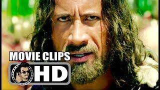 HERCULES - 4 Movie Clips + Trailer (2014) Dwayne Johnson Action Fantasy Movie HD