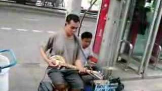 Music From North-east Thailand Played On Phin(3)