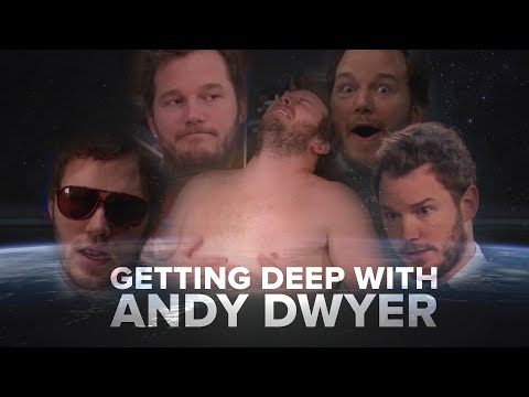 Funny quotes - Getting Deep With Andy Dwyer