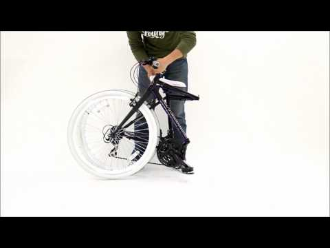 8XX - DOPPELGANGER® 8xxシリーズ 折りたたみ方法の動画です。