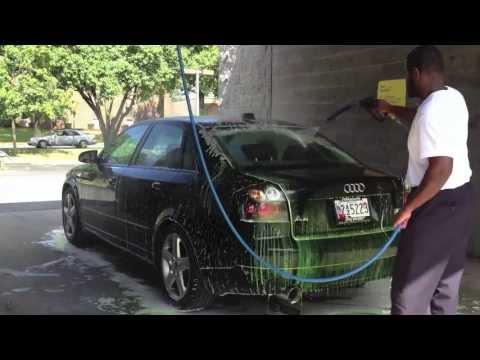 Audi A4 1.8t Magnaflow Turbo back exhaust
