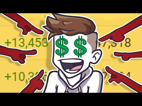 How Haters Made MORGZ Rich