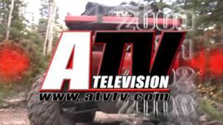 10. ATV Television Test - 2008 Can Am Outlander Max 800 Limited