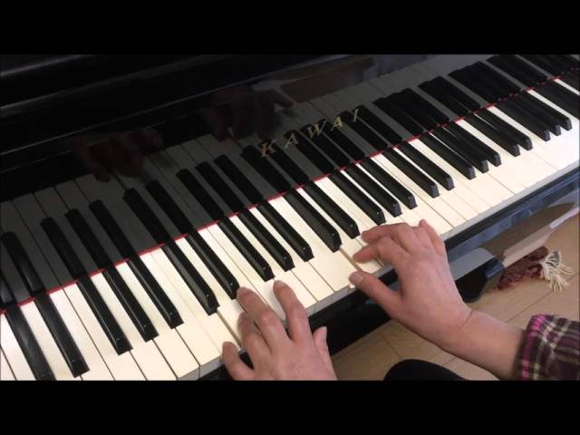 (ビフォー)大人初心者「家路」を弾いてみた。