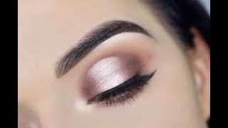 Video HOW TO: Cut Crease Eyeshadow for Hooded Eyes   Jaclyn Hill Palette MP3, 3GP, MP4, WEBM, AVI, FLV Oktober 2018