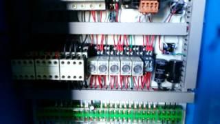 """Универсальный станок для ковки Blacksmith UNV3-02. Устройство - вид """"изнутри"""""""