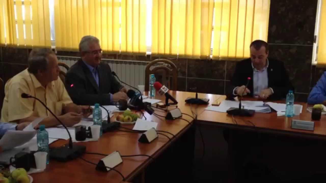 primar Ion Lungu, viceprimar Lucian Harşovschi
