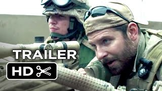 Nonton American Sniper Official Trailer  1  2015    Bradley Cooper Movie Hd Film Subtitle Indonesia Streaming Movie Download