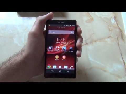Чёткий обзор Флагмана Sony Xperia ZL. Дорогой, Мощный Смарфтон / Арстайл (видео)