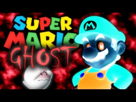 Super Mario Ghost | EXE THAT ACTUALLY SCARED ME