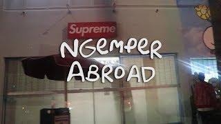 Video Ngintip Antrian SUPREME !!! - NgemperAbroad #5 MP3, 3GP, MP4, WEBM, AVI, FLV Mei 2018