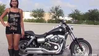 8. Used 2010 Harley Davidson Fat Bob Motorcycles for sale
