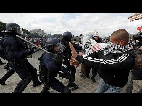 Γαλλία: Σε απεργιακό κλοιό εν μέσω Euro