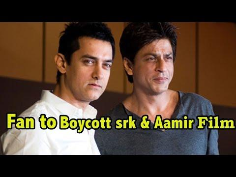 Intolerance Row: Fans To Boycott Shah Rukh Khan an