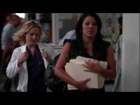 Fan Video - Callie & Arizona (Grey's Anatomy) – If there was no you
