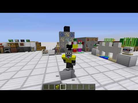 Minecraft Mod: Wearables