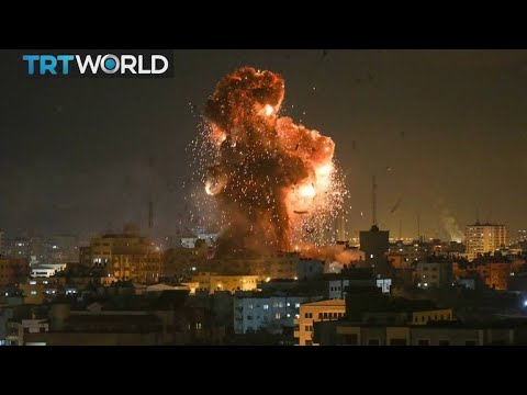 Video Israel-Palestine Tensions: Egypt-mediated ceasefire reached in Gaza download in MP3, 3GP, MP4, WEBM, AVI, FLV January 2017