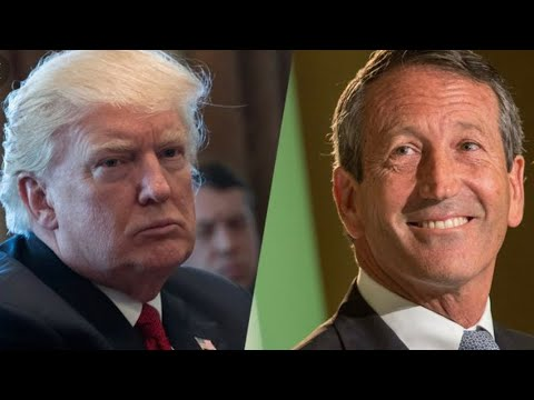 Trump Tweet helps sink another critic, Mark Sanford Loses in key South Carolina GOP primary