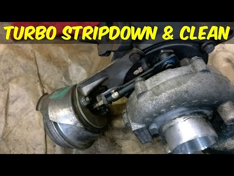 Vag Overboost Fault - P0234 - Turbo Repair Step By Step Guide