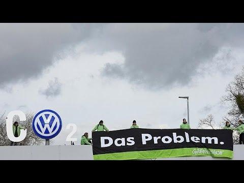 Η Volkswagen στο στόχαστρο της Greenpeace – economy