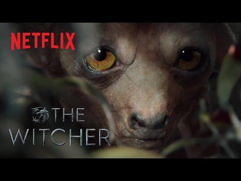 The Witcher   Geralt's Monster Mash   Netflix