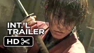 Nonton Rurouni Kenshin  The Legend Ends Official Trailer  2014    Japanese Live Action Movie Hd Film Subtitle Indonesia Streaming Movie Download