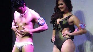 Video Bikini Open |  Mr & Ms Heartthrob 2015, Summer Wear Round MP3, 3GP, MP4, WEBM, AVI, FLV Juni 2018