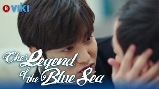 Nonton [Eng Sub] The Legend Of The Blue Sea - EP 20 | Lee Min Ho's Drinking Habits Film Subtitle Indonesia Streaming Movie Download
