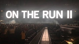 Beyoncé and Jay Z - Holy Grail (Intro) On The Run 2 Cardiff, Wales 6/6/18