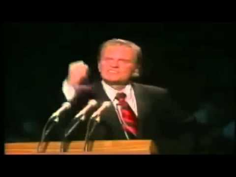 Dr Billy Graham Talks About Salvation By Faith in Lord Jesus Christ