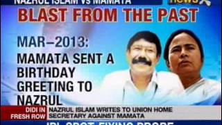 IPS officer levels charges of taint on Mamata Banerjee
