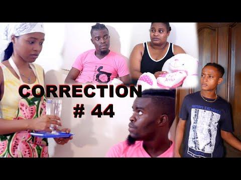 CORRECTION #44 (Mini Série)● Jeff 3wa Bon sou Malou / Ritza gen problèm Anpil