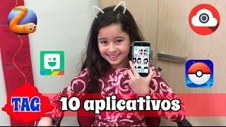 Pessoal eu fiz a Tag dos 10 aplicativos que eu mais uso!Deixem nos comentários os aplicativos que vocês usam!Redes Sociais:Facebook: https://www.facebook.com/BeatrizLanuttiInstagram: https://www.instagram.com/bialanutti/Snapchat: bia.lanutticontato: bia.lanutti31@gmail.com